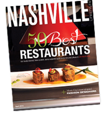 April 2013 Best Restaurants